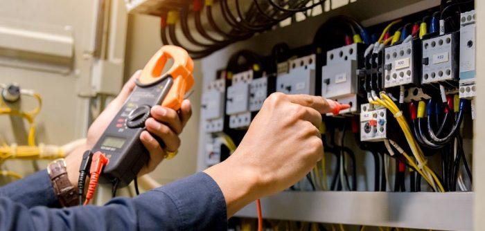Prüfung elektrischer Anlagen nach DGUV V3
